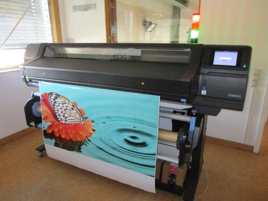 MOdernisierung des Digitaldrucks