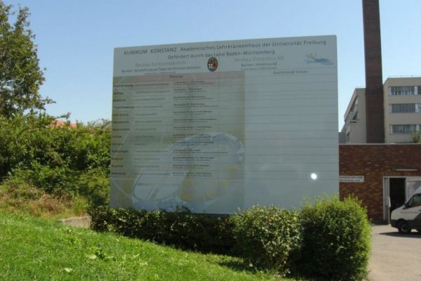 bautafel-krankenhaus