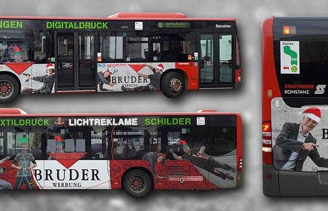 Bruder Stadtbus