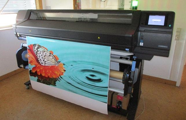 Modernisierung Digitaldruckabteilung