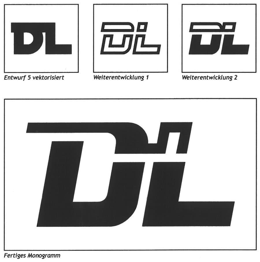 Entwicklung eines Monogramms