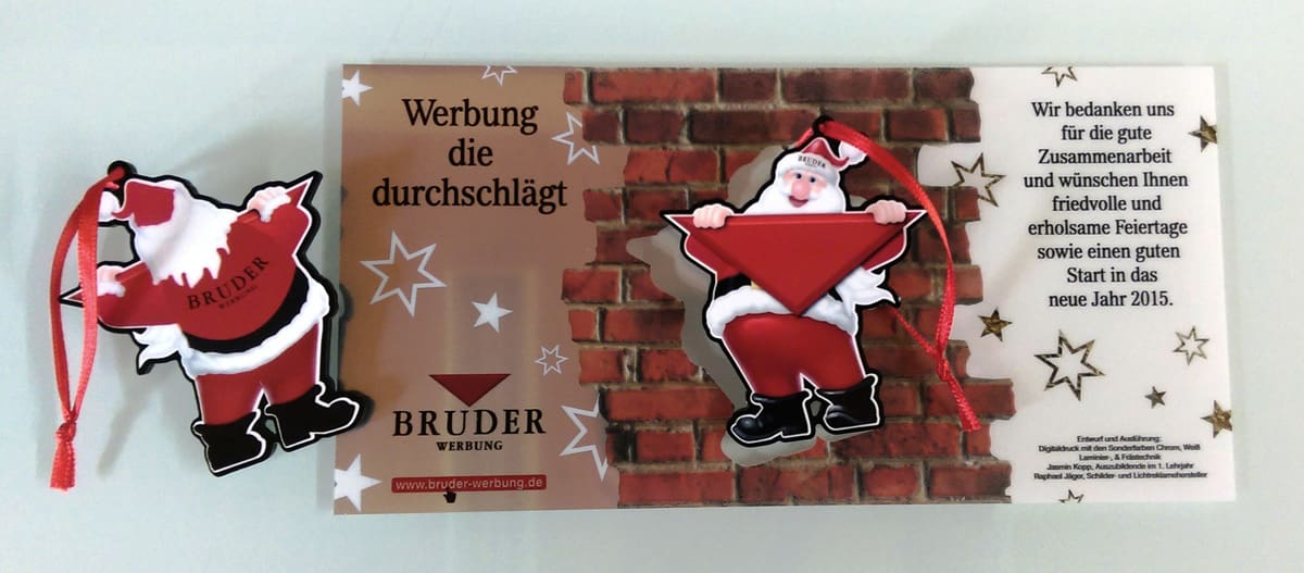 Weihnachtskarte 2014